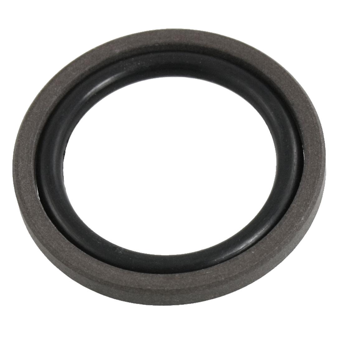 40x32.5x3.2mm NBR PTFE Hydraulic Piston Seal Glyd Ring