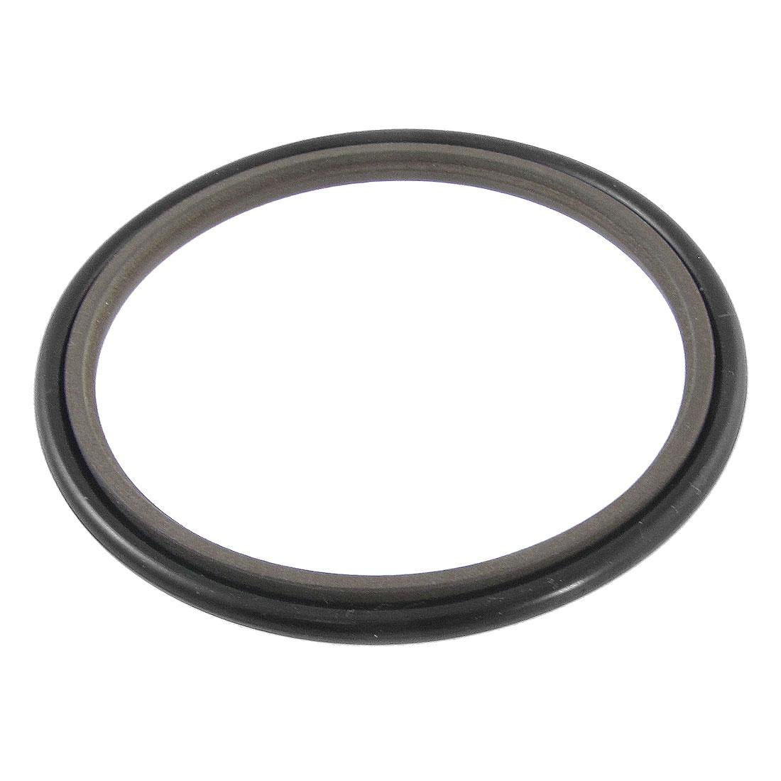 Peumatic PTFE NBR Piston Rod Step Seal Ring 60 x 71 x 4.2mm