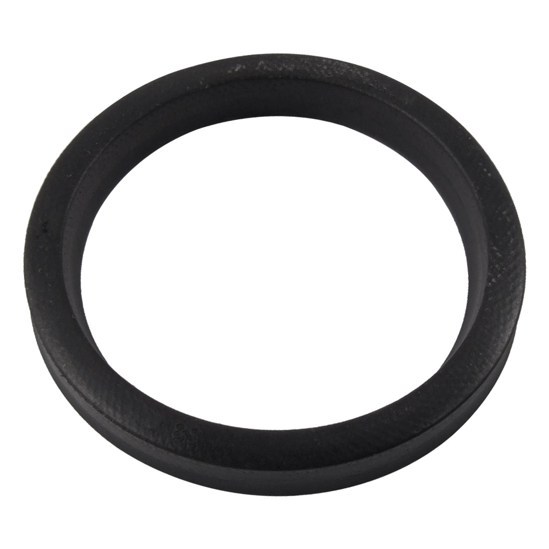 Black NBR 40mm x 48mm x 6.4mm Oil Seal Gasket S8 for Piston Rod