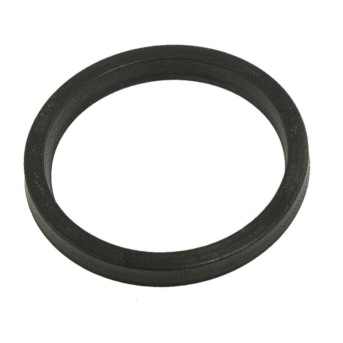 Cylinder Piston Rod Black NBR 42mm x 50mm x 6.4mm Oil Seal Gasket S8