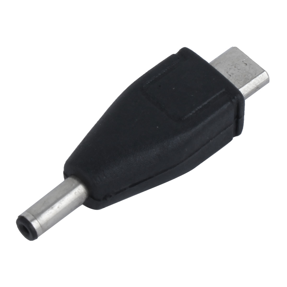 DC 3.5mm Power Adapter to Micro USB 5 Pins Male Connector