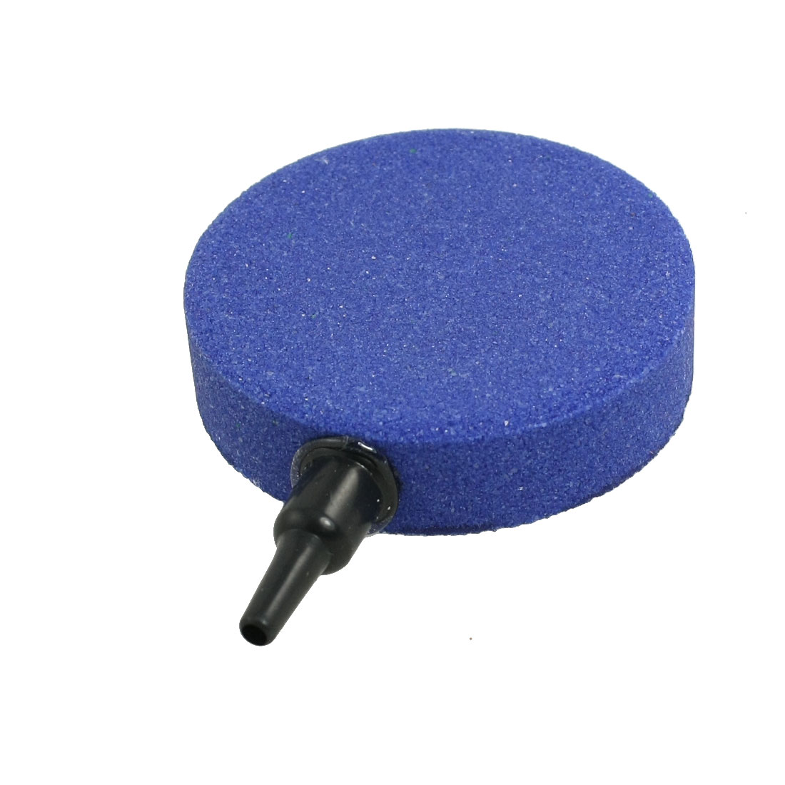 Aquarium Fish Tank Bubble Maker Blue Round Airstone 60mm x 15mm