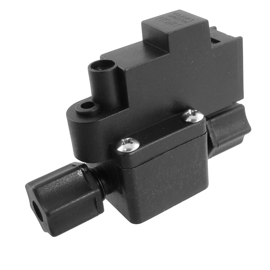 Water Treatment Replacement Plastic High Pressure Switch Black