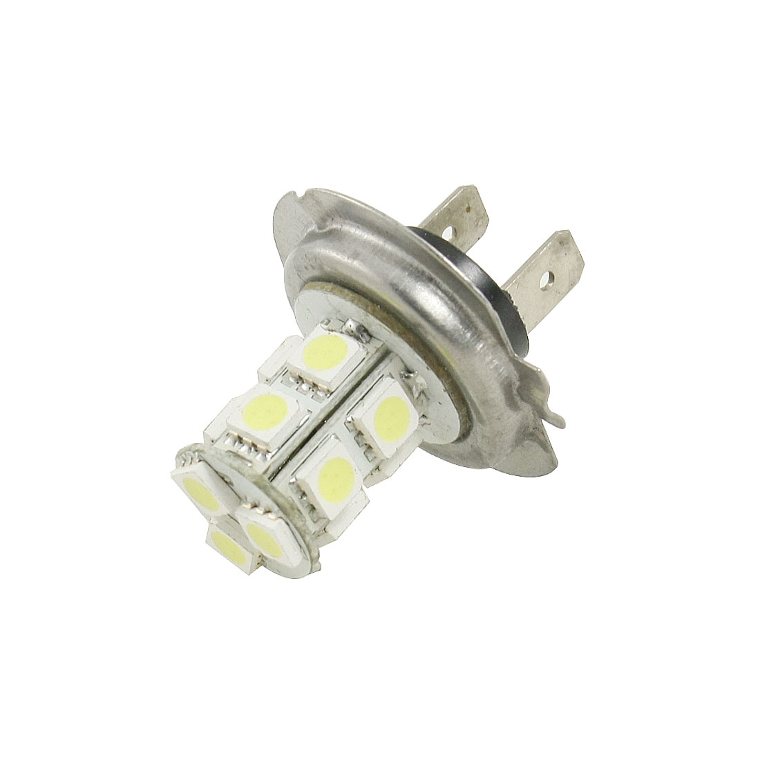 Auto Car 13 LED 5050 SMD H7 White Fog Head Light Lamp Bulb DC 12V