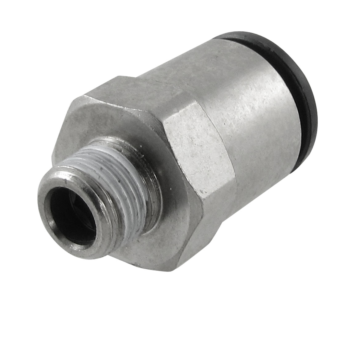 "2/5"" Straight Connector 9/25"" Male Thread Pneumatic Quick Fitting"