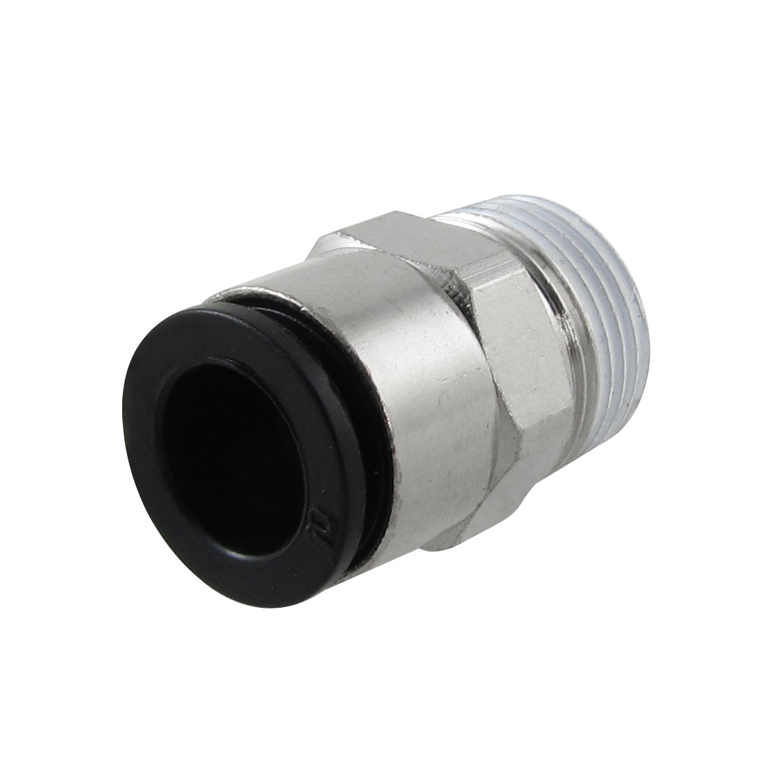 "2/5"" 10mm Push In Connector 5/8"" Male Thread Pneumatic Quick Fitting"