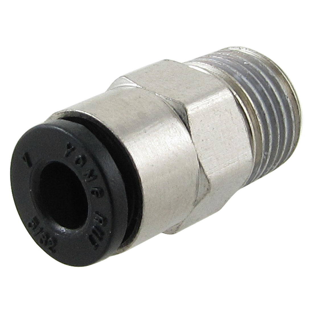 "5/32"" 4mm One Touch M9 Male Thread Pneumatic Straight Quick Fitting"