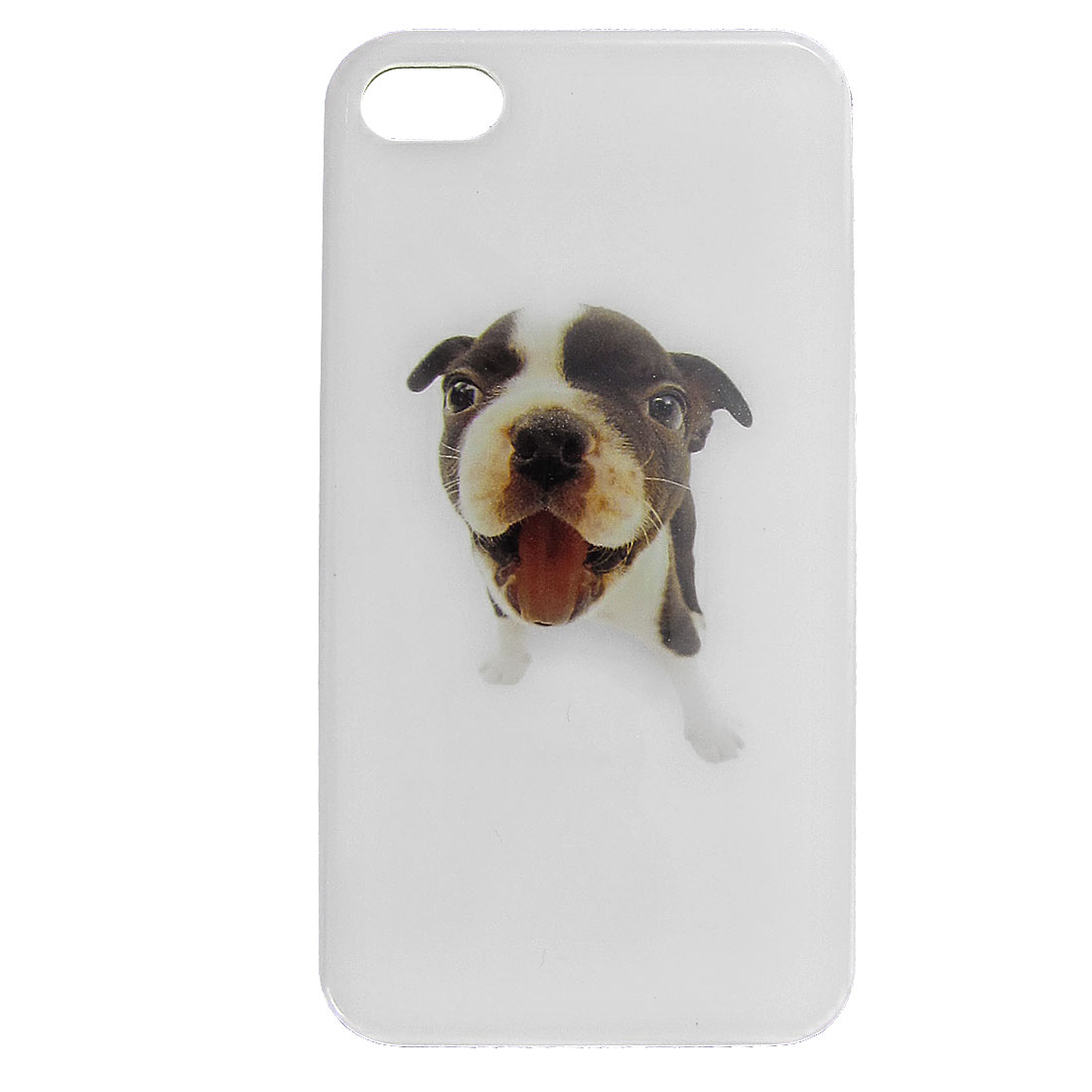 Dog Prints Hard Plastic IMD Back Shell for iPhone 4 4G 4S
