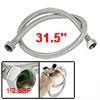 0.8M Flexible Shower Hose Water Heater Connector Pipe Tube