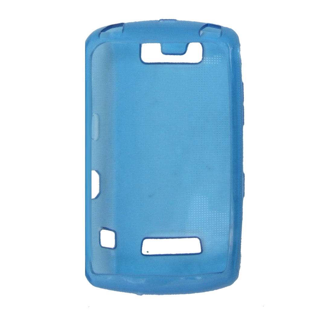 Blue Soft Plastic Case Protector for BlackBerry 9500 9530