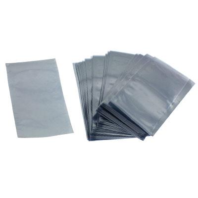 "100 Pcs 3"" x 5"" ESD Anti Static Shielding Bags Open Top PCB Board"