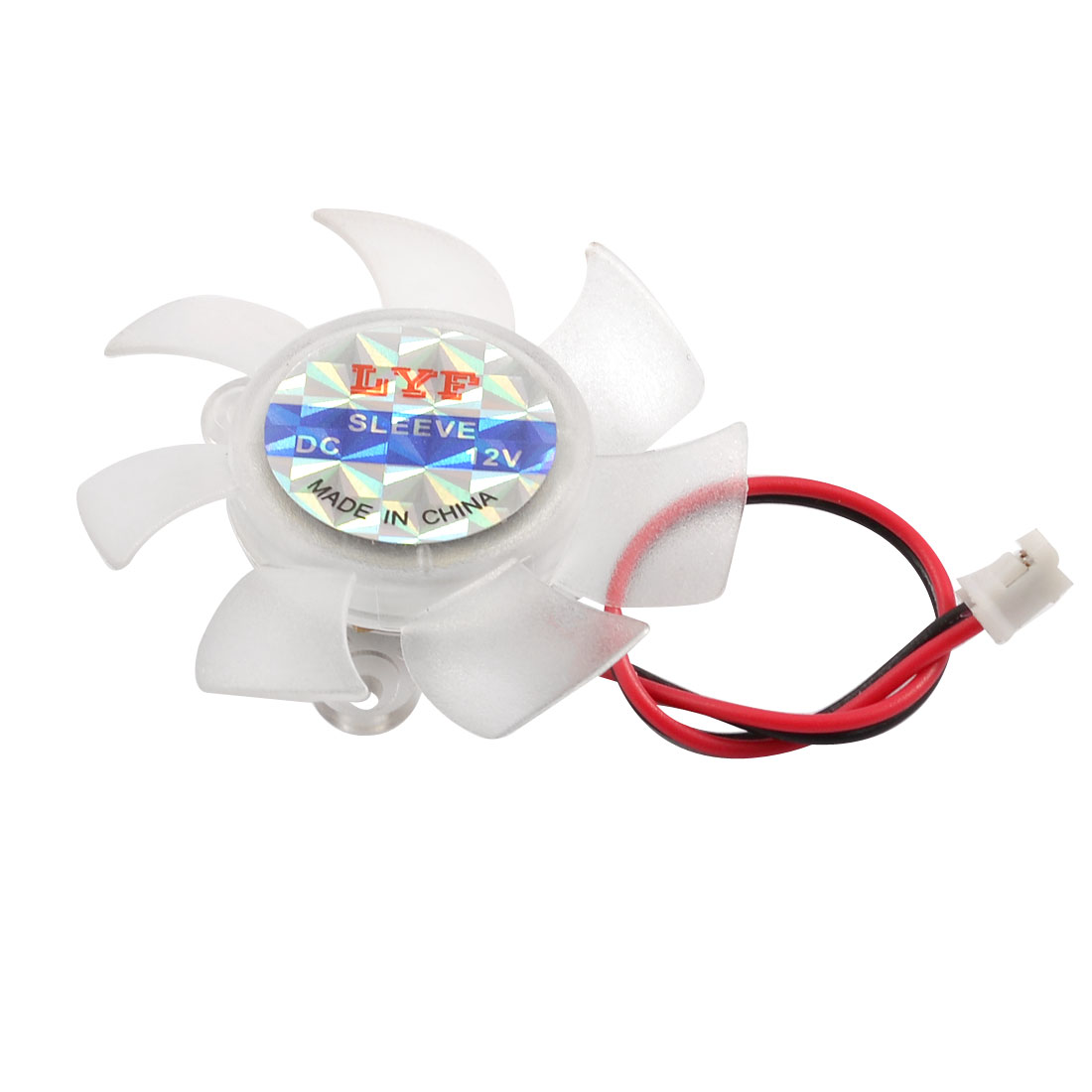 Sleeve Bearing 50mm 12V GPU VGA Video Card Cooler Cooling Fan