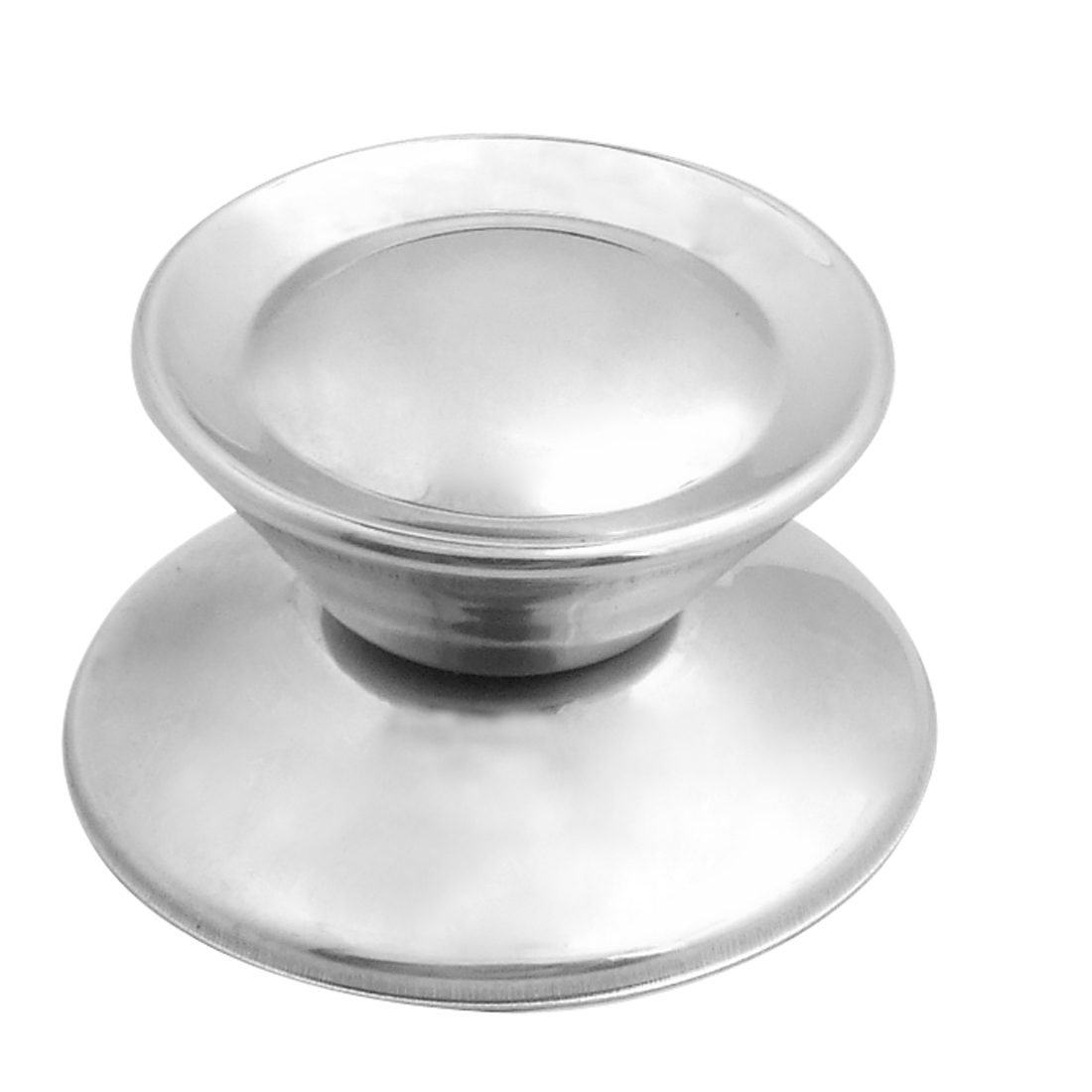 Sliver Tone Stainless Steel Cookware Pot Pan Lid Round Knob Handle Replacement