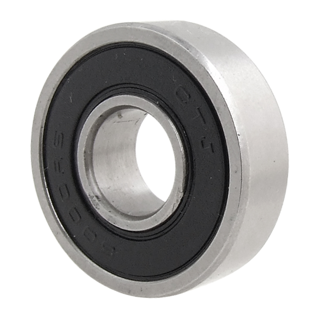 6000RS 10mm x 26mm x 8mm Rubber Seal Wheel Motor Ball Bearing