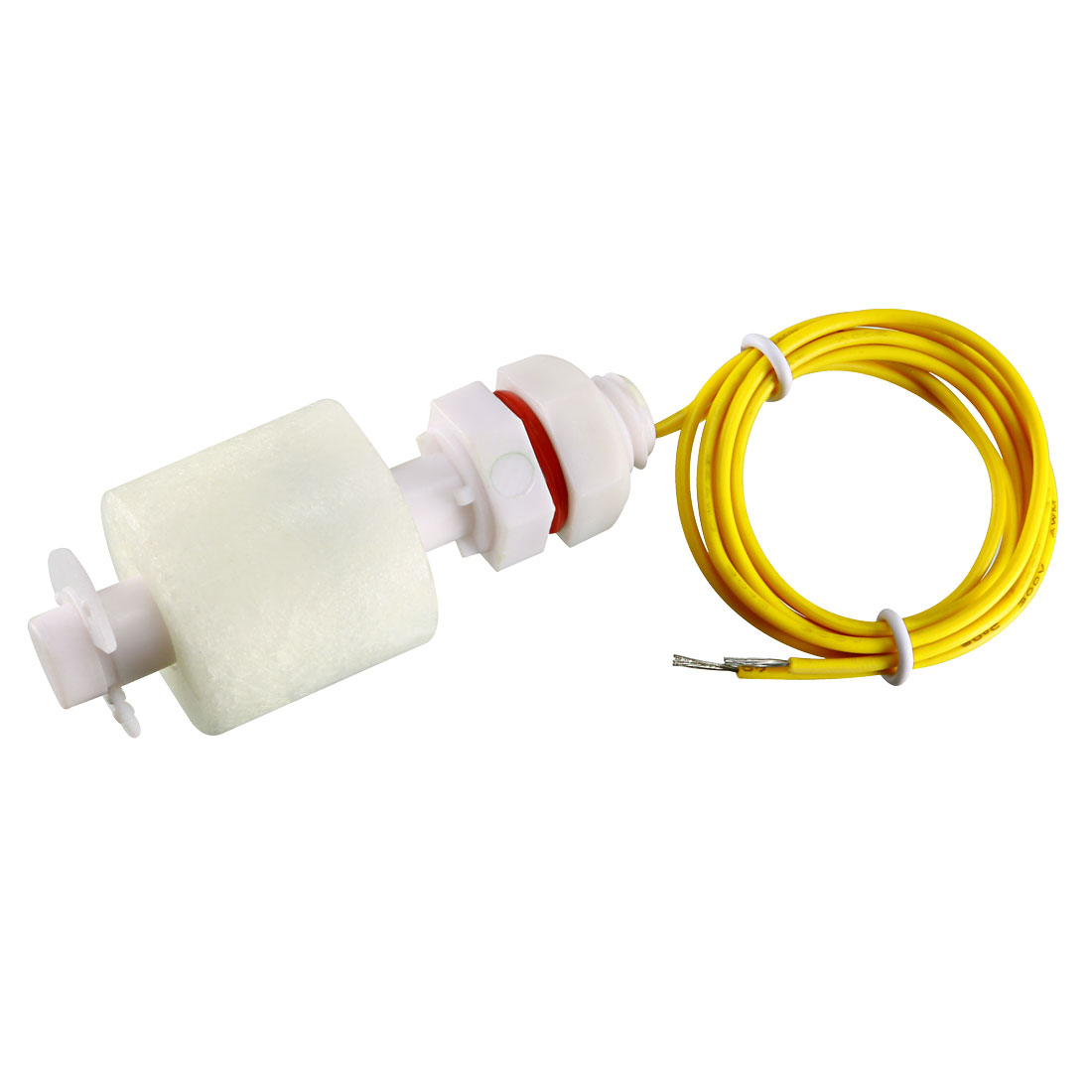 Tank Pool Water Level Sensor Vertical PP Plastic Float Switch