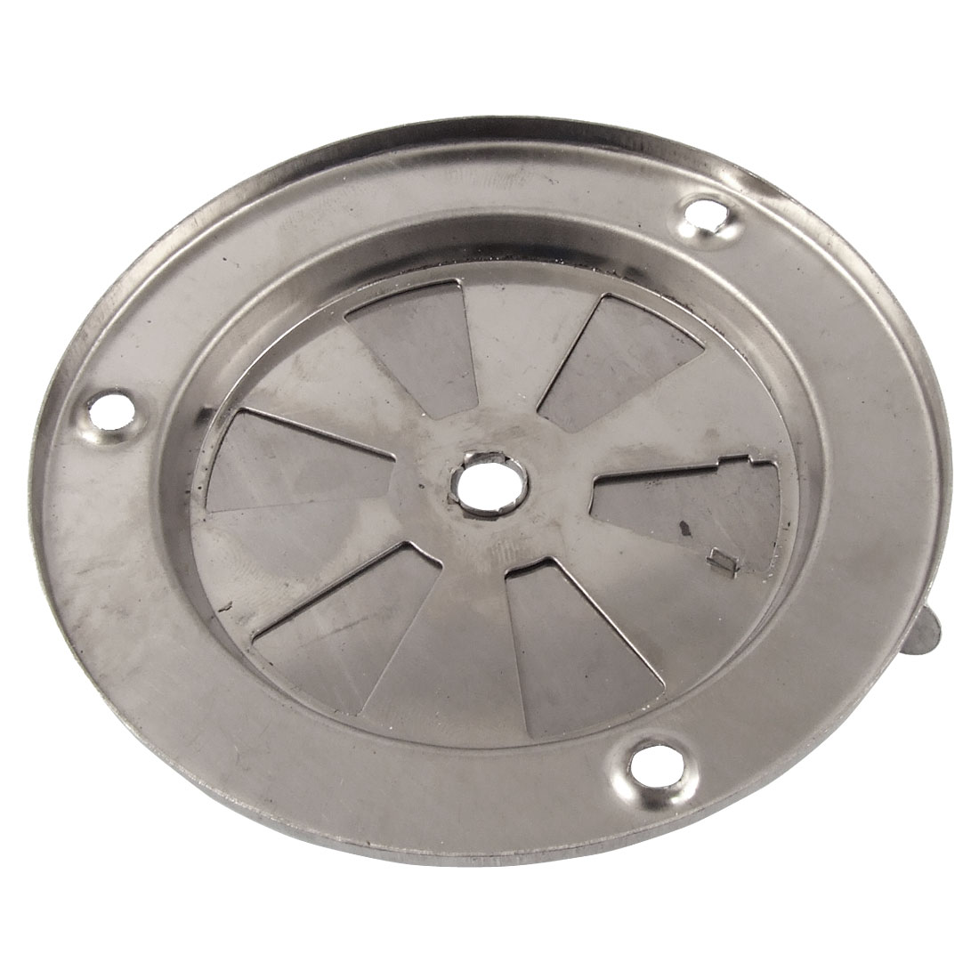 Kitchen Water Leak Lockable Stainless Steel Round Floor Drain Cover 3.7""