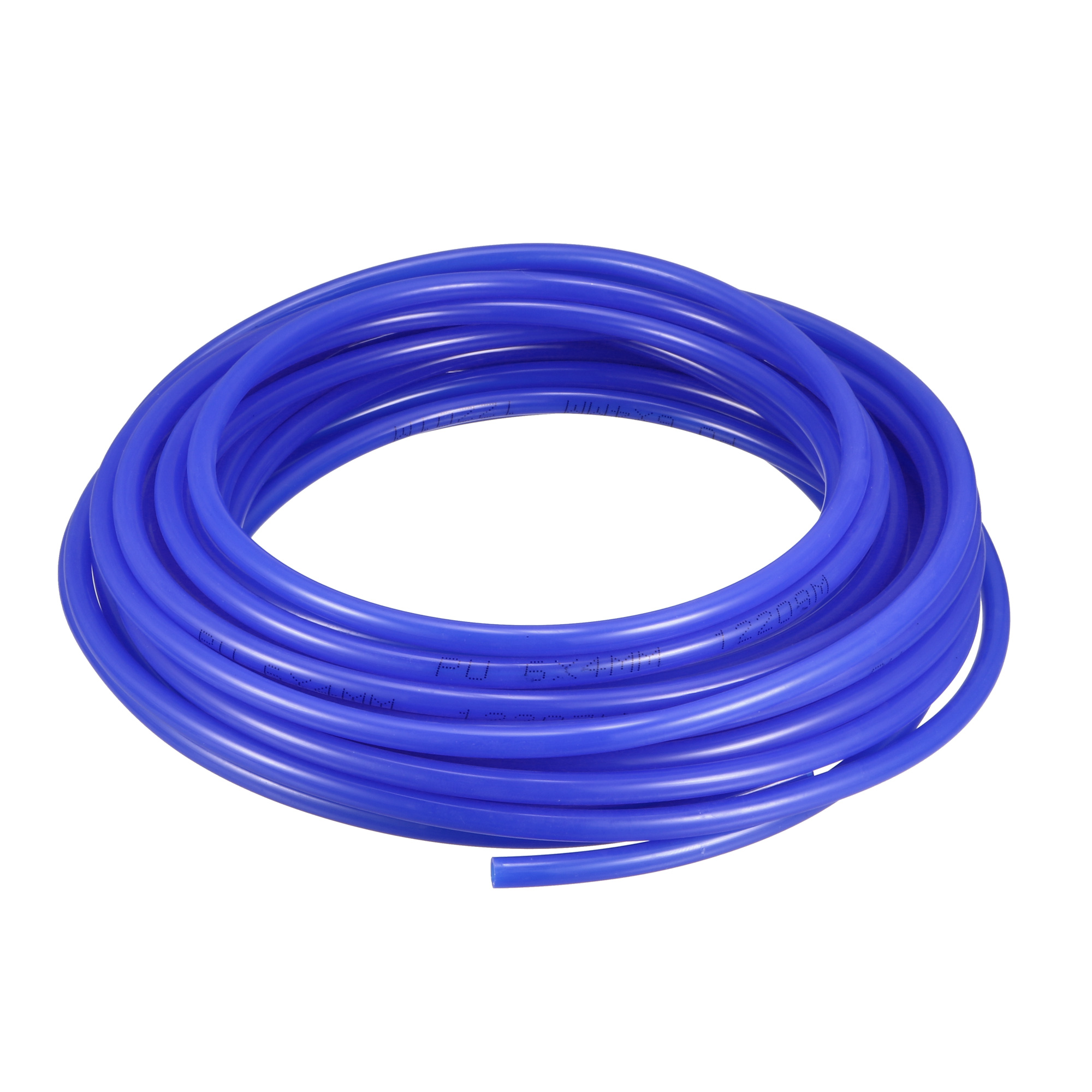 10M 32.8Ft 6mm x 4mm Pneumatic Polyurethane PU Hose Tube Pipe Blue