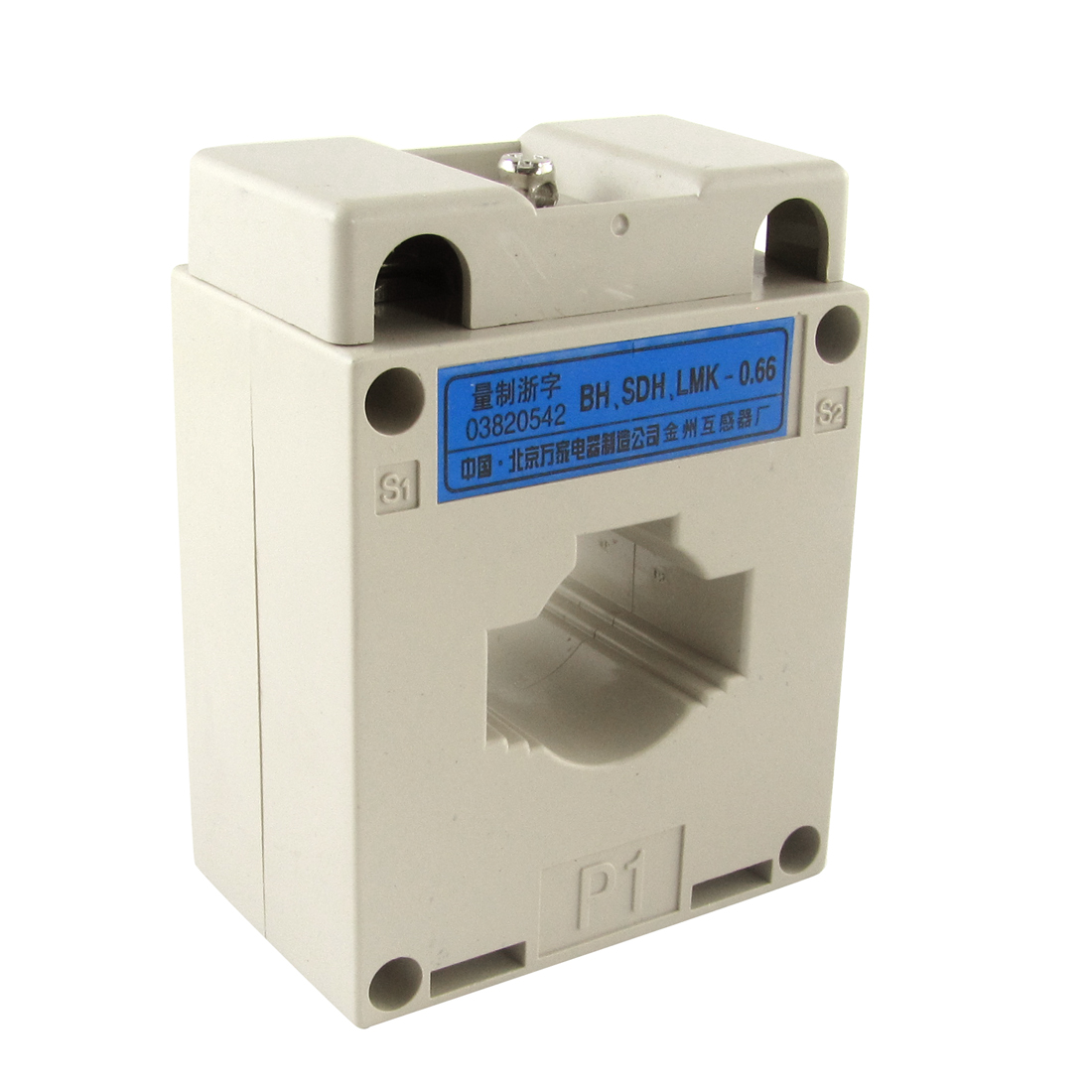0.66KV 50/60Hz 0.5 Accuracy Class 30/5 Current Transformer 5T