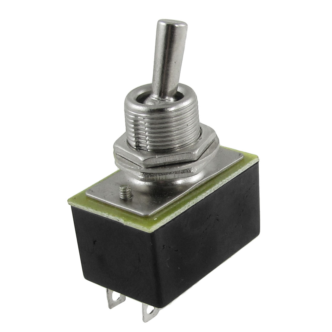 AC 3A/220V 6A/115V DPST ON/OFF 2 Position Toggle Switch