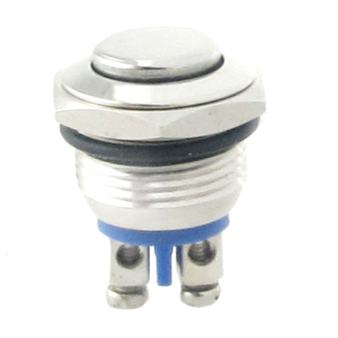 Normally Open NO N/O 16mm Metal Momentary Round Push Button Switch AC 250V 3A
