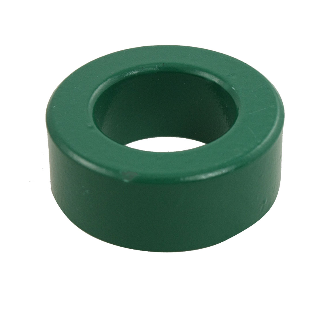 Power Transformers Round Green Toroid Ferrite Cores 63mm x 38mm x 25mm