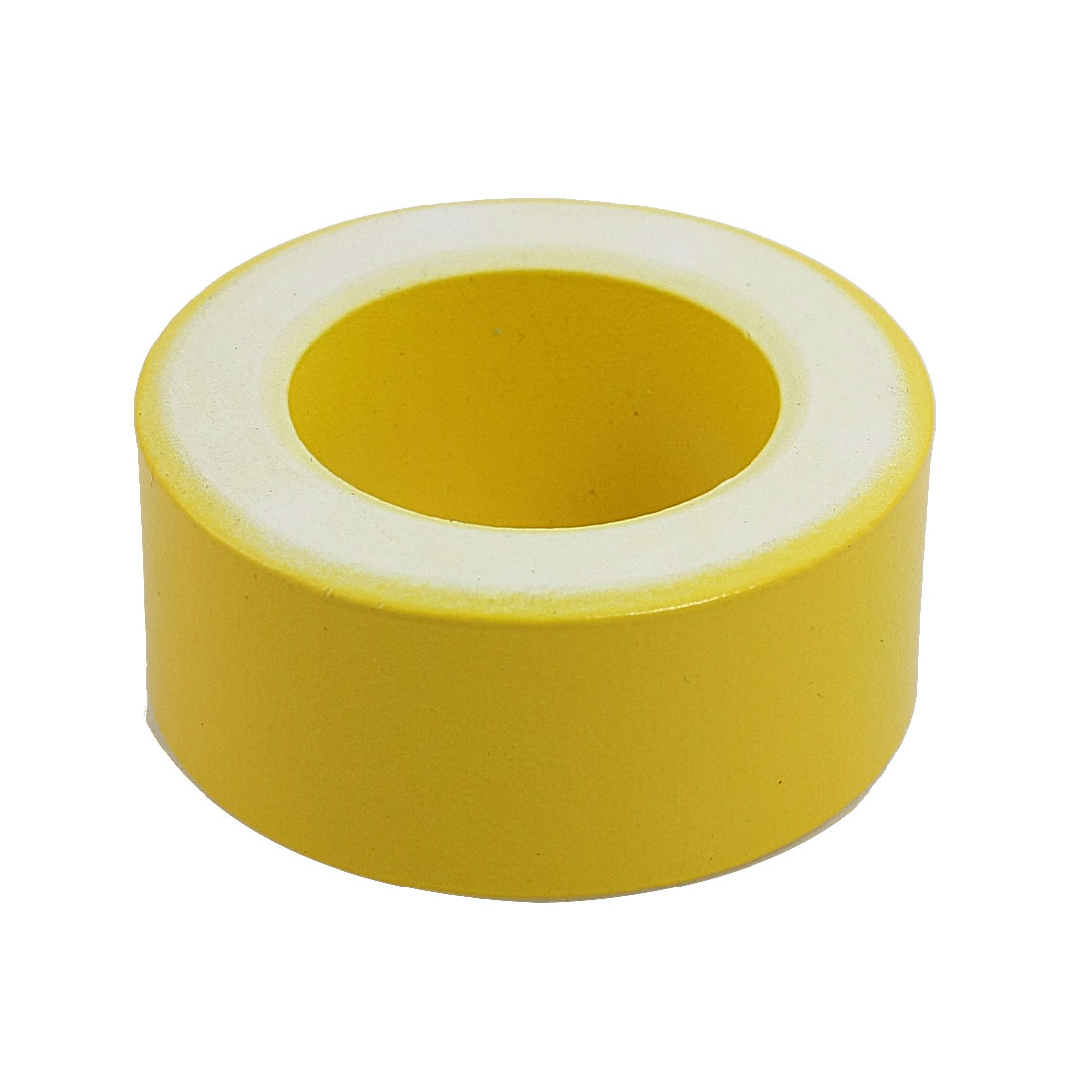 Yellow White Iron Core Power Inductor Ferrite Rings Toroid AT225-26B