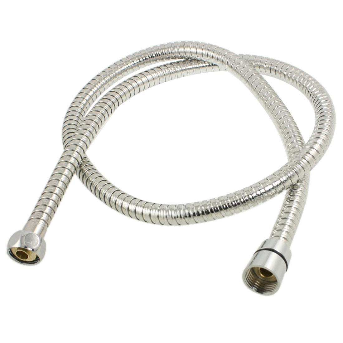 """3/4"""" Thread Diameter Stainless Steel Flexible Shower Hose 47"""""""