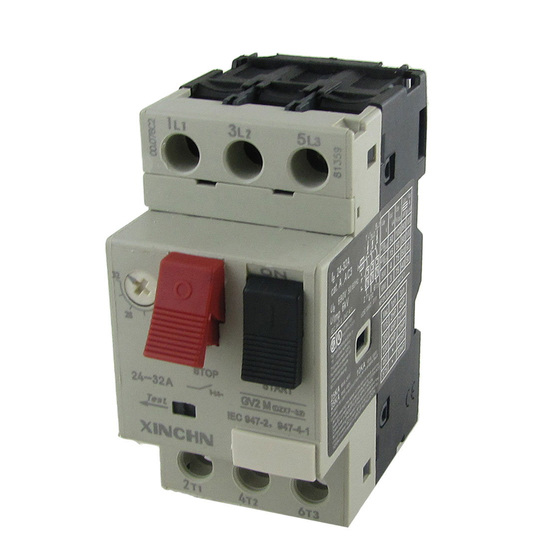 690V 24-32A Thermal Motor Protector Circuit Breaker 3 Pole