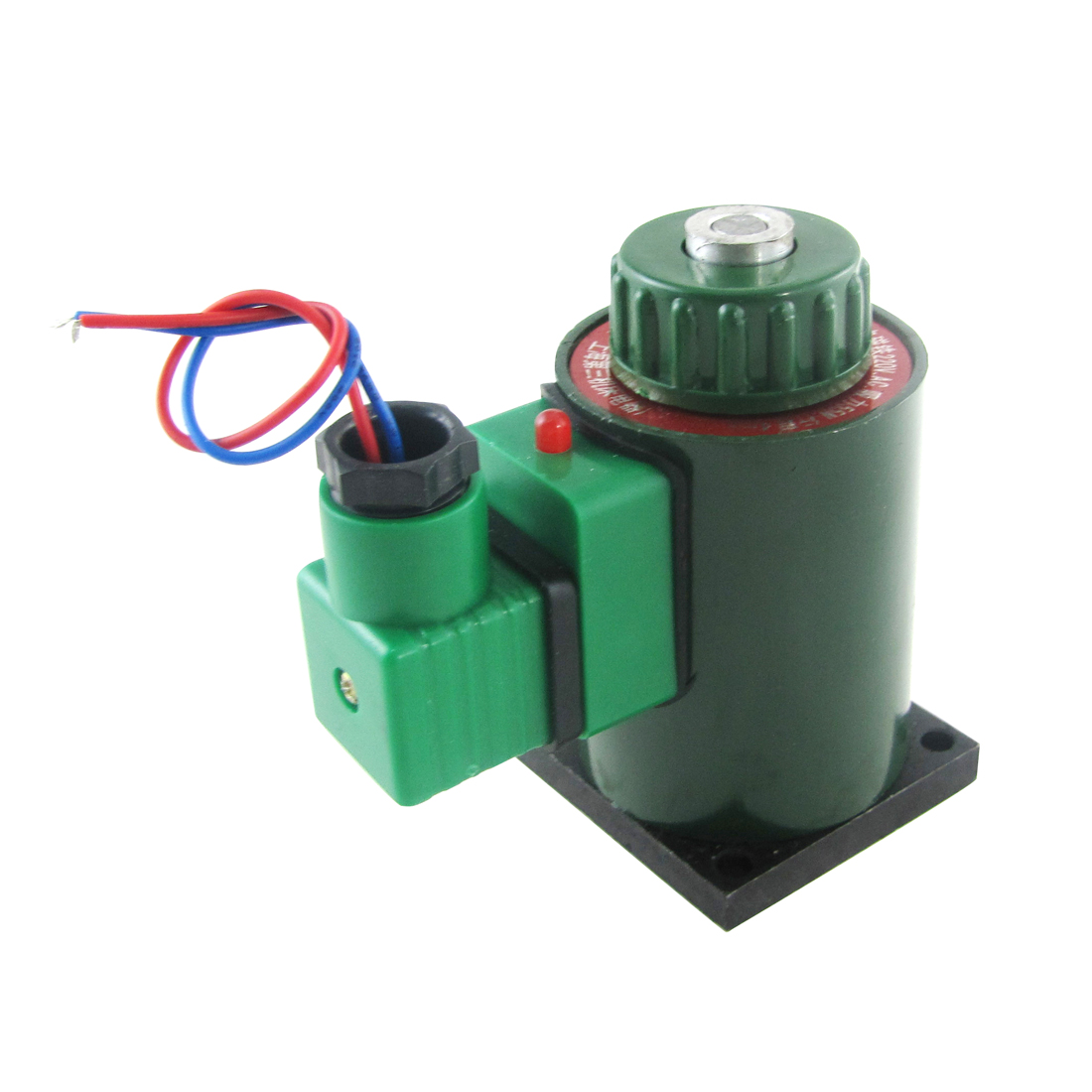 MFB1-5.5YC 4mm 220V 55N AC Wet Valve Solenoid Electromagnet with LED Indicator