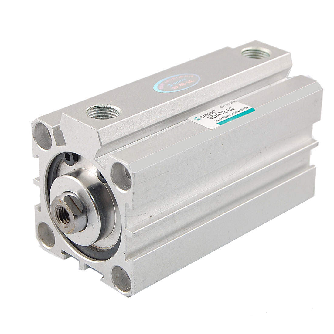 SDA 32-60 32mm Bore 60mm Stroke Double Action Pneumatic Actuator Air Cylinder