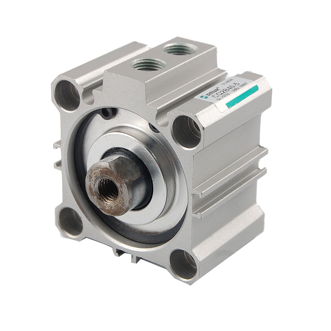 CQ2B 40mm Bore 5mm Stroke Compact Thin Pneumatic Air Cylinder