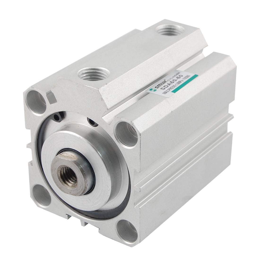 50mm Bore 50mm Stroke Aluminum Alloy Double Action Air Cylinder