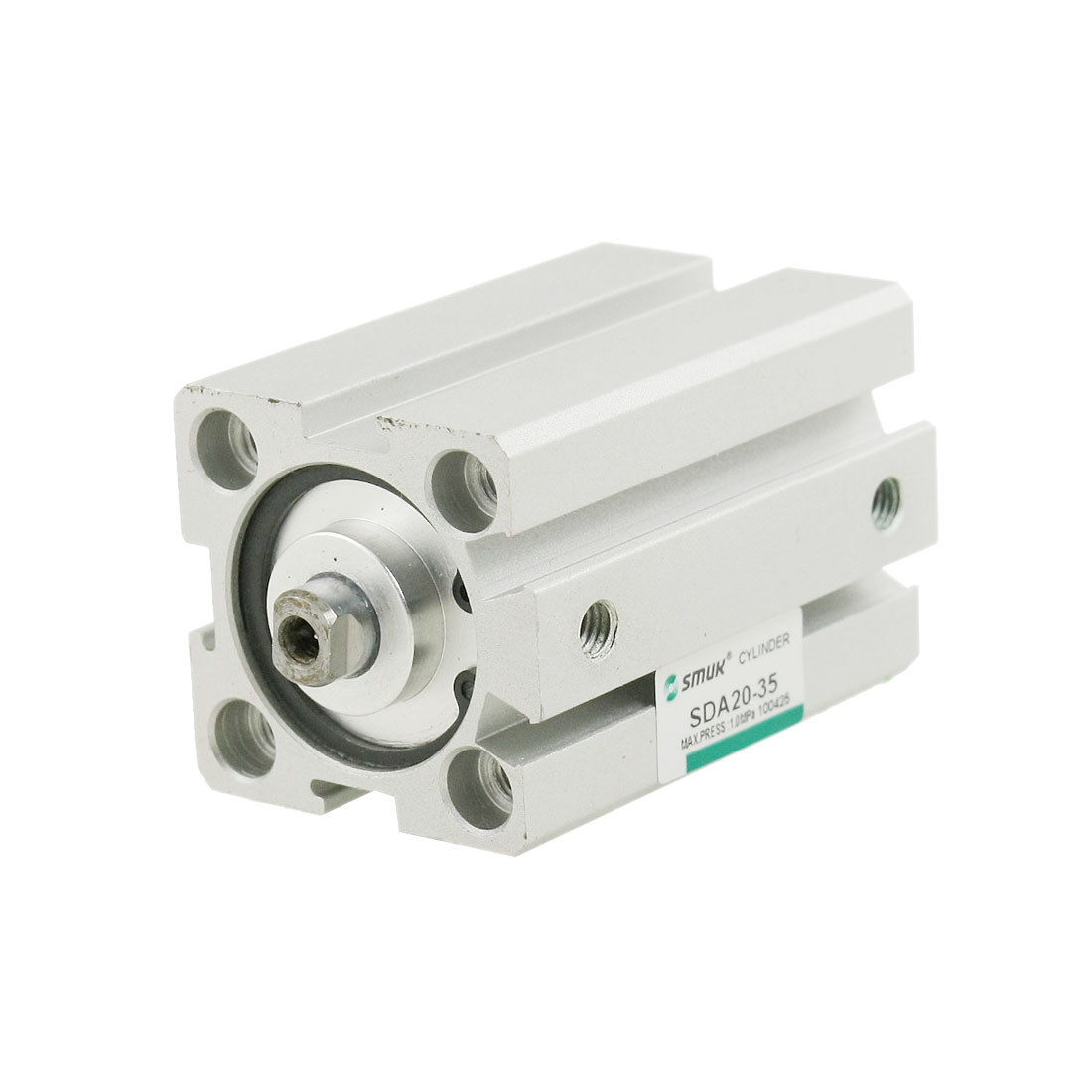 SDA20-35 20m Bore 35mm Stroke Double Acting Thin Air Cylinder
