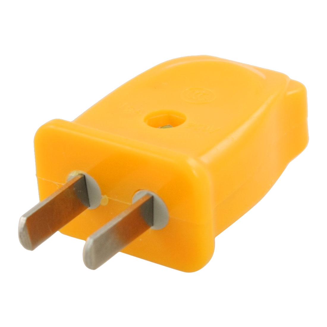 Replacement AU US 2 Pin Plug Connector Adapter 250V 16A