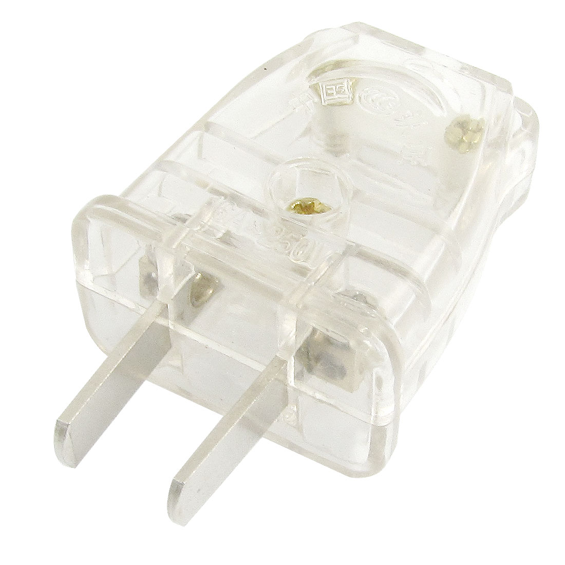 Home Clear 250V 16A 2 Pin US Plug Cable Connector