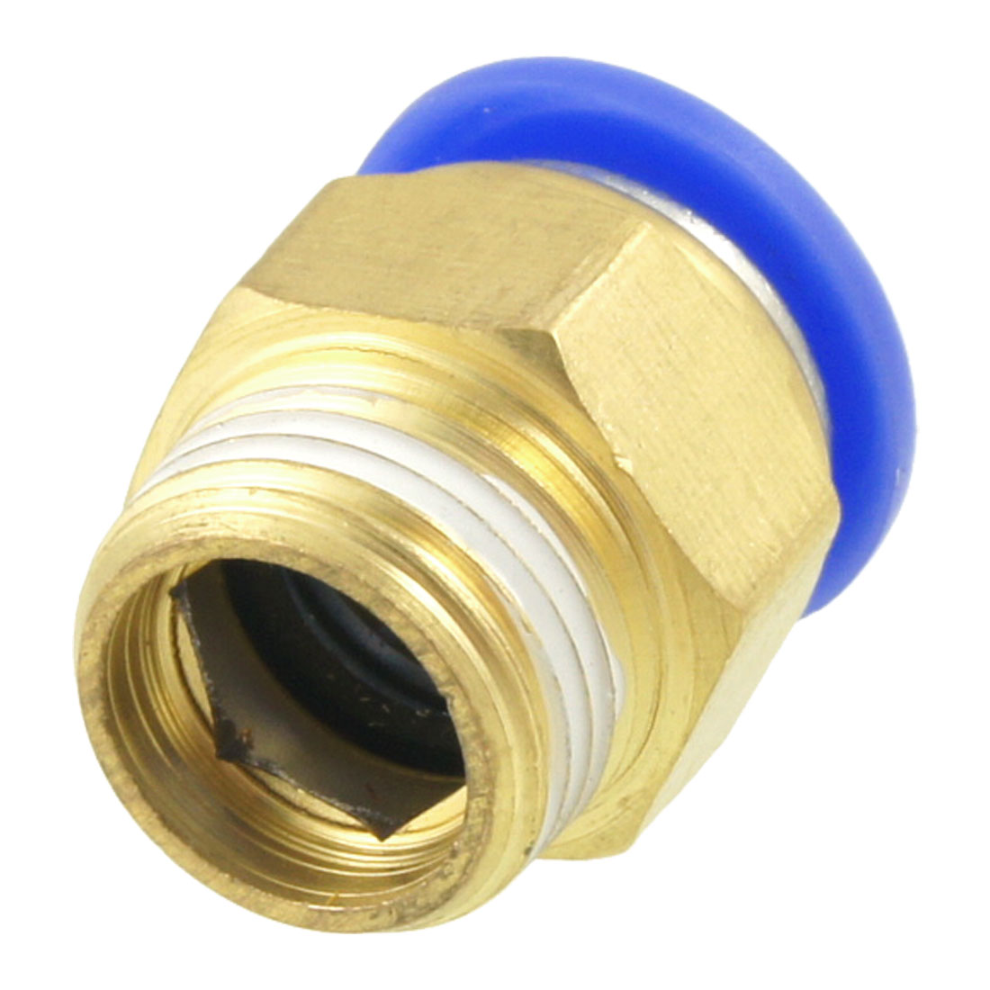 12mm Tube Pneumatic Air Tubing Push-to-Connect Quick Fittings