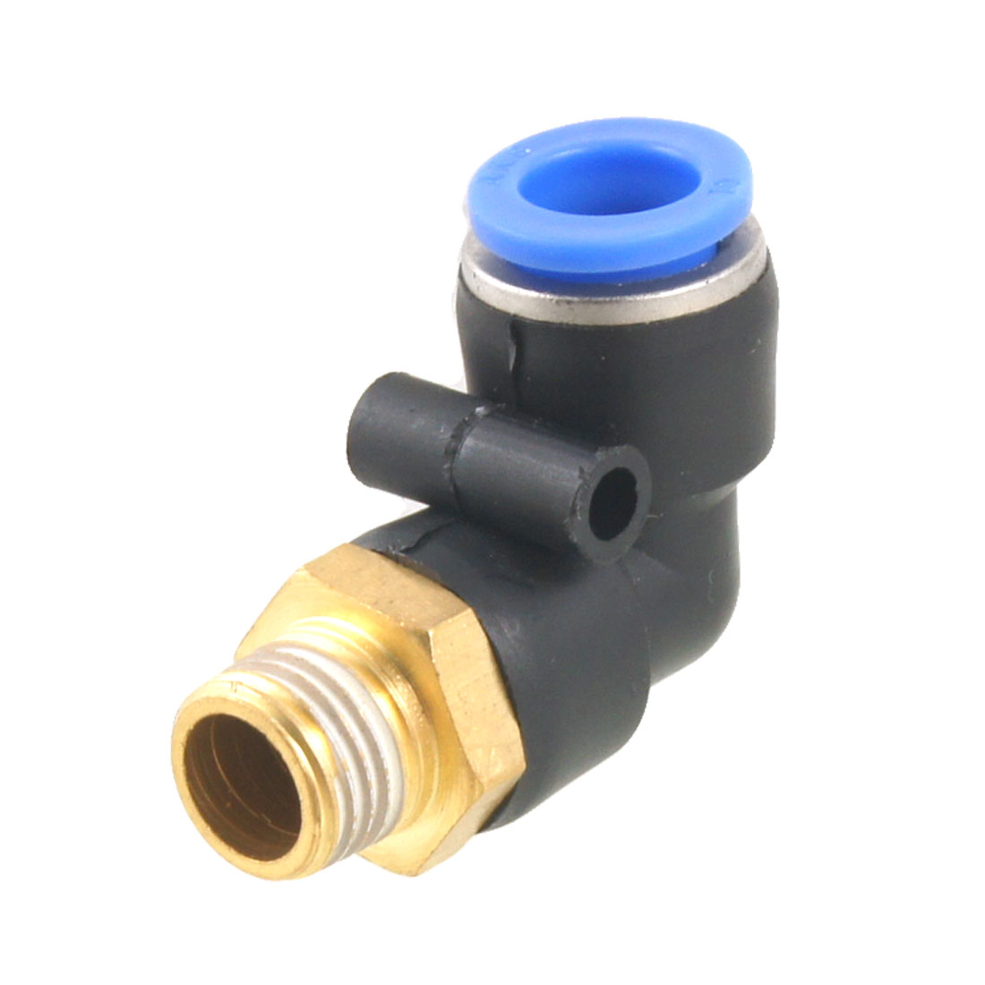 Metal Male Thread to 10mm One Touch Fittings Pneumatic Connector