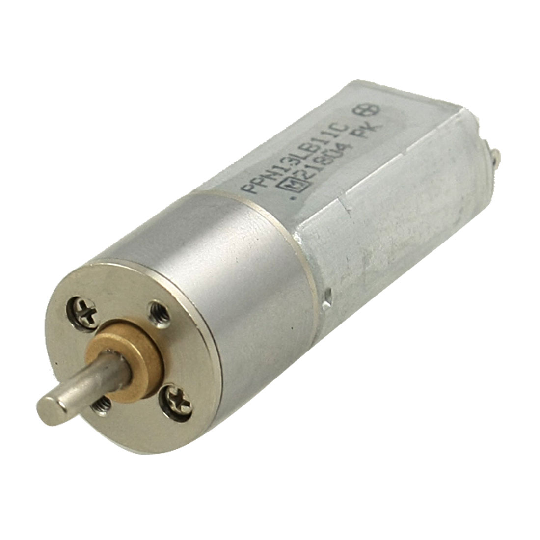 200RPM 12V 0.5A High Torque Mini Electric DC Geared Motor 16mm