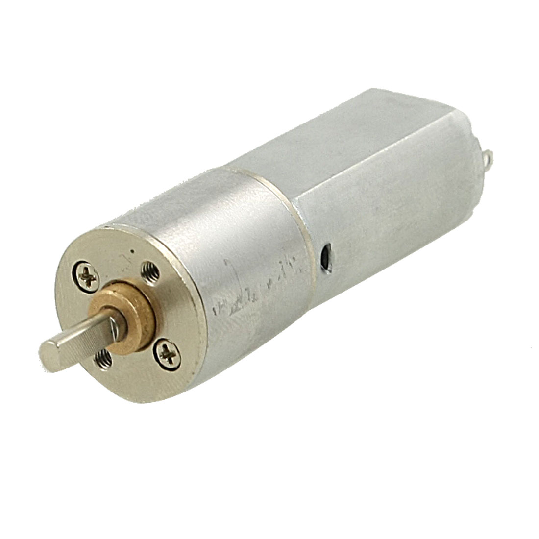 50RPM 12V 0.4A High Torque Mini Electric DC Geared Motor
