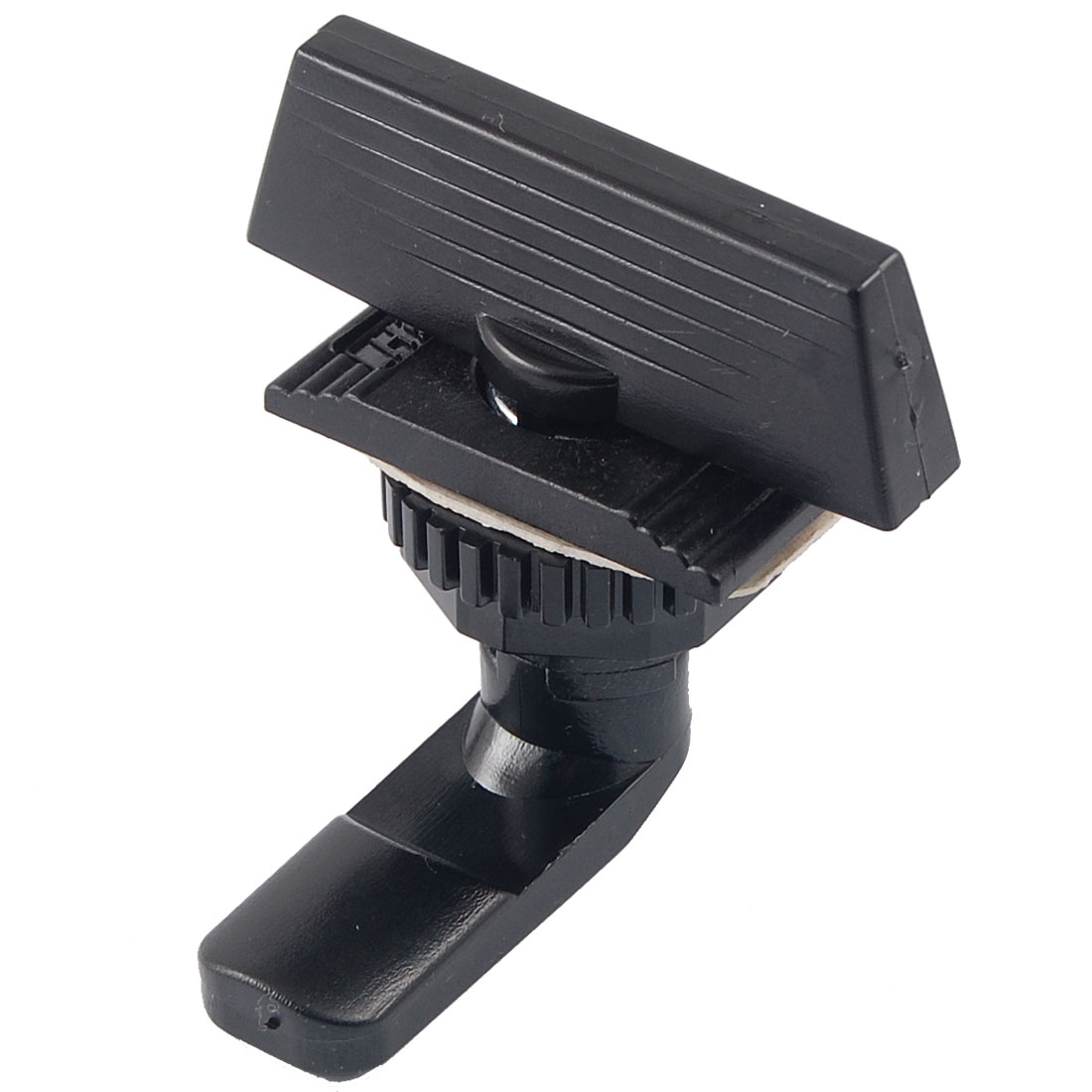 21mm Thread Rotatable Handle Black Cam Lock for Switch Box