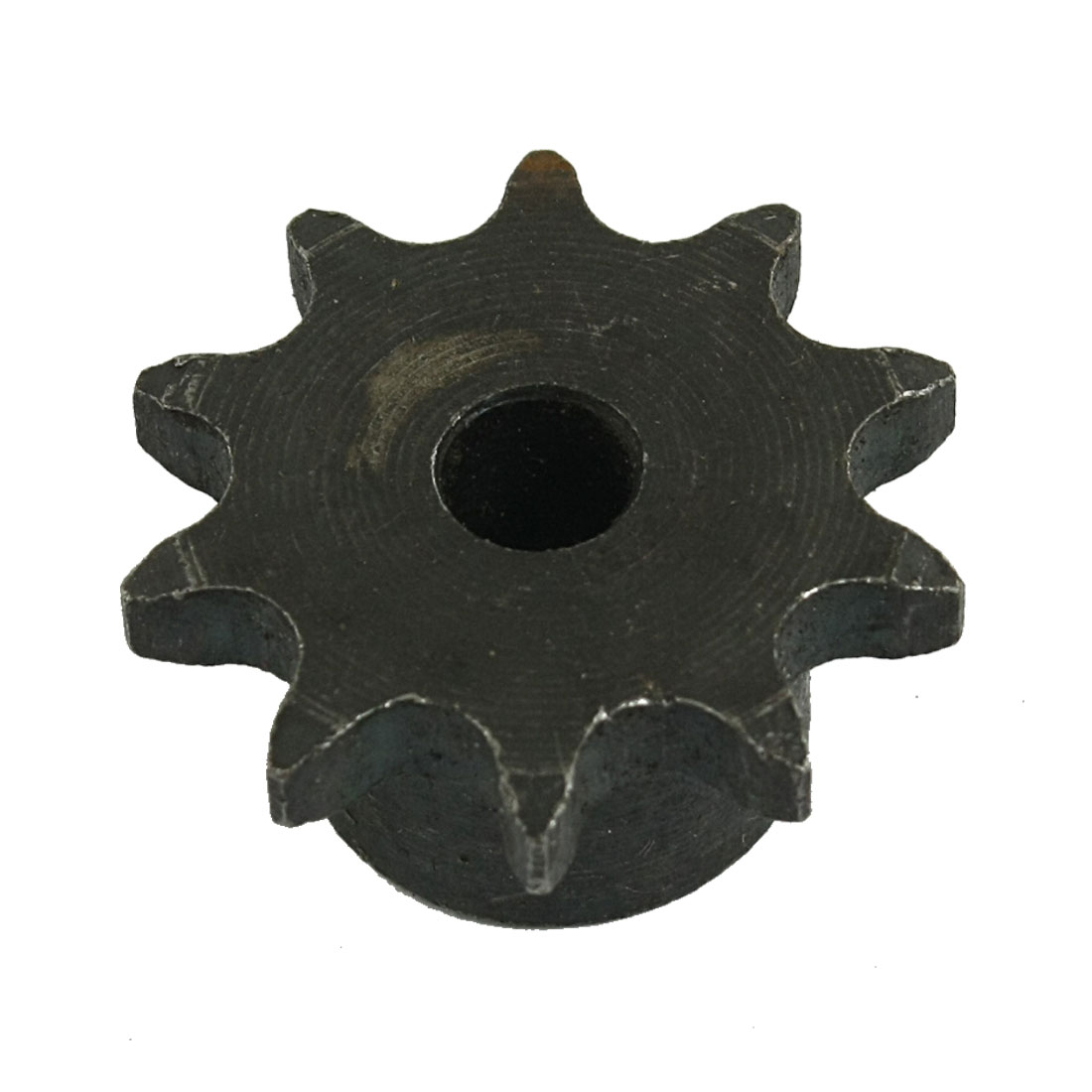 Pilot Bore 10 Teeth Gathering Chain Drive Sprocket 46mm x 28mm