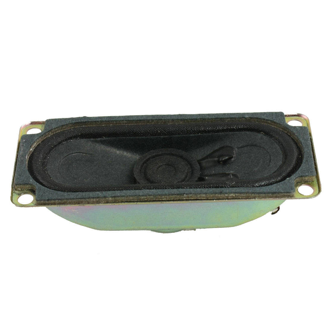 70mm x 30mm Rectangular Internal Magnet Speaker Tweeter Horn 8 Ohm 5W