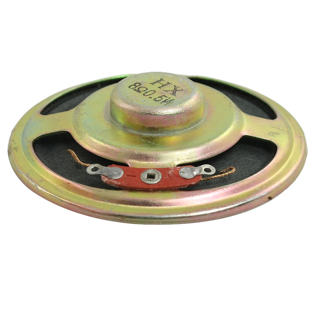 "2"" Diameter Round Internal Magent Speaker Trumpet Horn 8 Ohm 0.5W"