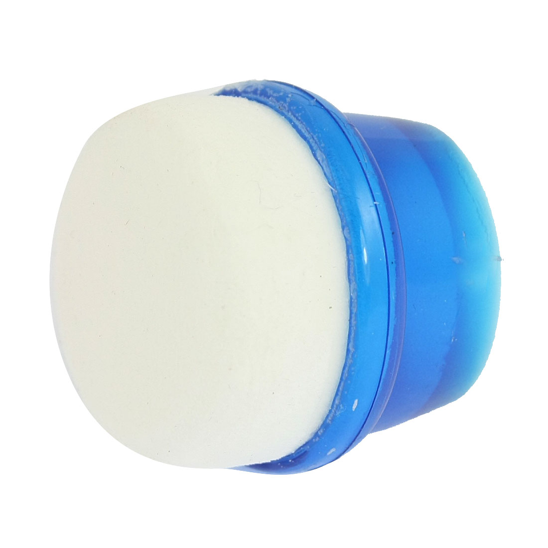 Water Purifying Blue Plastic White PVA Design Filter