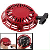 Pull Rope Engine Motor Recoil Starter Red Replacement
