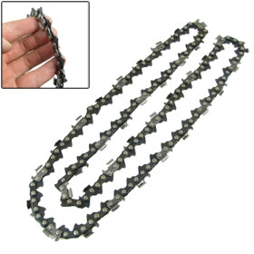 "Power Tool Spare Part Metal Chain for 18"" Electric Saw"