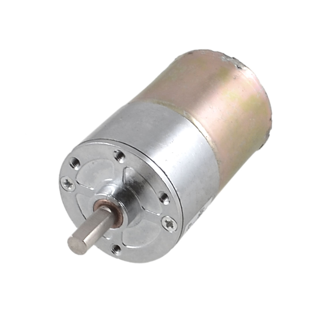 DC 12V 130mA 300RPM 0.73Kg-cm High Torque Permanent Magnetic DC Gear Motor