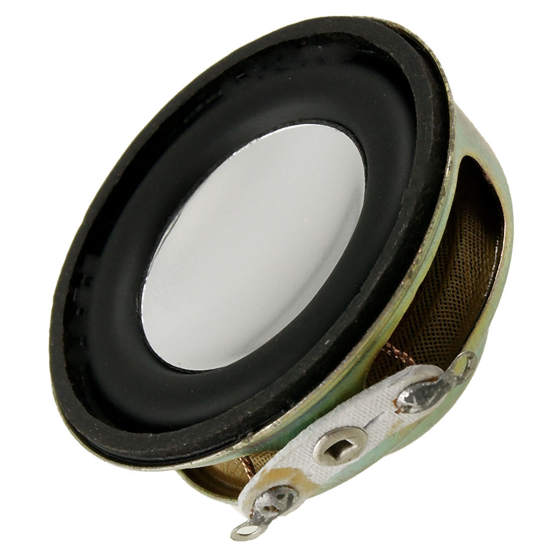 Audio Equipment 4 Ohm 3W 36mm Mounting Dia Horn Midrange Speaker