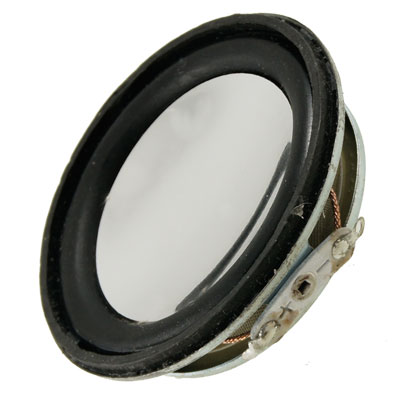 Audio Equipment 4 Ohm 3W 50mm Mounting Dia Horn Midrange Speaker