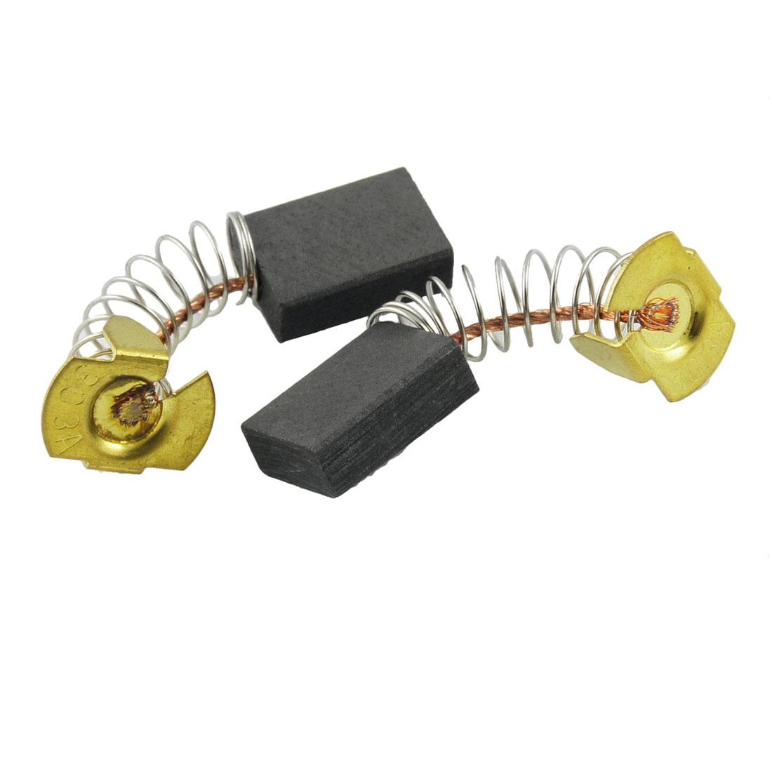 "Reparing Parts 7/16"" x 19/32"" x 1/5"" Rotary Hammer Carbon Brush 2 Pcs"